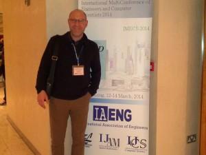 Prof. Alexander M. Korsunsky opens IMECS 2014 conference in Hong Kong
